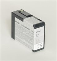 Epson Tinte light light schwarz für Pro3800