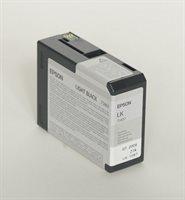 Epson Tinte light schwarz für Pro3800, T580700