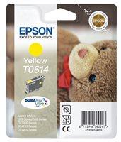 Epson Tintenpatrone gelb, T061440