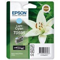 Epson Tintenpatrone light cyan, T059540