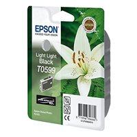 Epson Tintenpatrone light schwarz, T059940