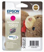 Epson Tintenpatrone magenta, T061340
