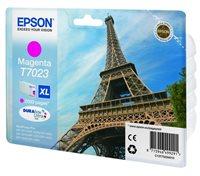 Epson Tintenpatrone magenta XL , T70234010