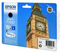 Epson Tintenpatrone schwarz , T70314010