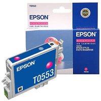 EPSON Tintenpatrone  - T055340, magenta