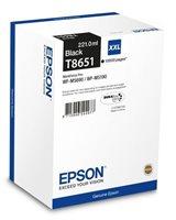 Epson Tintenpatrone T8651 - schwarz C13T865140