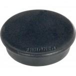 FRANKEN HM20 10 - Haftmagnete, rund, 24 mm, 300 g, schwarz, 10 Stück