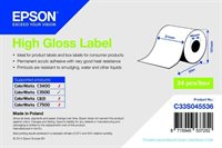 High Gloss Label - Continuous Roll - C33S045536