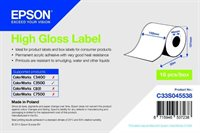 High Gloss Label - Continuous Roll - C33S045538