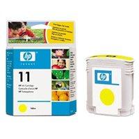HP 11 original Tinte gelb - C4838A