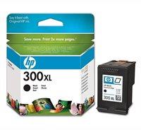 HP 300XL original HC Tinte schwarz - CC641EE