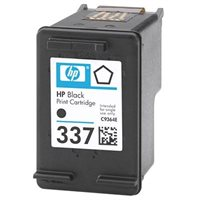 HP 337 original Tinte schwarz - C9364EE