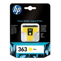 HP 363 original Tinte gelb - C8773EE