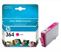 HP 364 original Tinte magenta - CB319EE