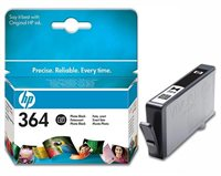 HP 364 original Tinte photo-schwarz - CB317EE