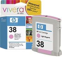HP 38 original Tinte magenta - C9419A