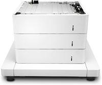 HP 3x550-Blatt Papierzuführung mit Schrank