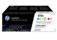 HP 410X original HC Toner cyan, magenta, gelb - CF252XM