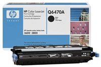 HP 501A original Toner schwarz - Q6470A