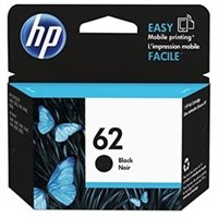HP 62 original Tinte schwarz - C2P04AE