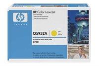 HP 643A original Toner gelb - Q5952A