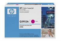 HP 643A original Toner magenta - Q5953A