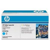 HP 646A original Toner cyan - CF031A