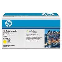 HP 646A original Toner gelb - CF032A