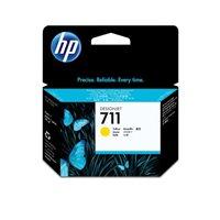 HP 711 original Tinte gelb - CZ132A