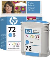 HP 72 original Tinte cyan - C9398A