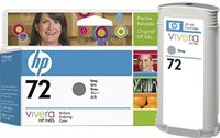 HP 72 original Tinte grau - C9374A