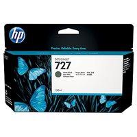 HP 727 original Tinte matt-schwarz - B3P22A