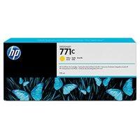 HP 771C original Tinte gelb - B6Y10A