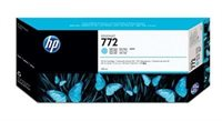 HP 772 original Tinte cyan - CN632A