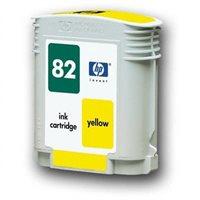 HP 82 original Tinte gelb - C4913A