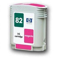 HP 82 original Tinte magenta - C4912A