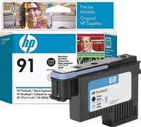 HP 91 Fotoschwarz und grau hell Druckkopf - C9463A