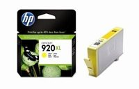 HP 920XL original HC Tinte gelb - CD974AE