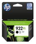 HP 932XL original HC Tinte schwarz - CN053AE