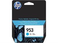 HP 953 original Tinte cyan - F6U12AE