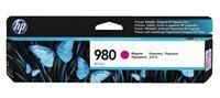 HP 980 original Tinte magenta - D8J08A