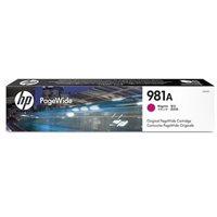 HP 981A original PageWide Tinte magenta - J3M69A