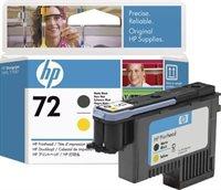 HP Druckkopf matt-gelb Nr. 72