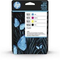 HP HP 950/HP 951 original Tinte schwarz, cyan, magenta, gelb - 6ZC65AE
