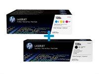 HP Multi-Tonerpaket CF371AM+CE320AD
