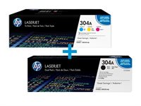 HP Multi-Tonerpaket CF372AM+CC530AD