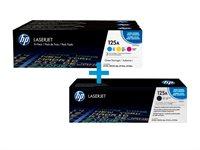 HP Multi-Tonerpaket CF373AM+CB540A