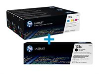 HP Multi-Tonerpaket U0SL1AM+CF210X