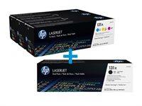 HP Multi-Tonerpaket U0SL1AM+CF210XD