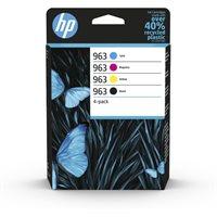 HP Original Multipack Tinte 963 BK/C/M/Y - 6ZC70AE